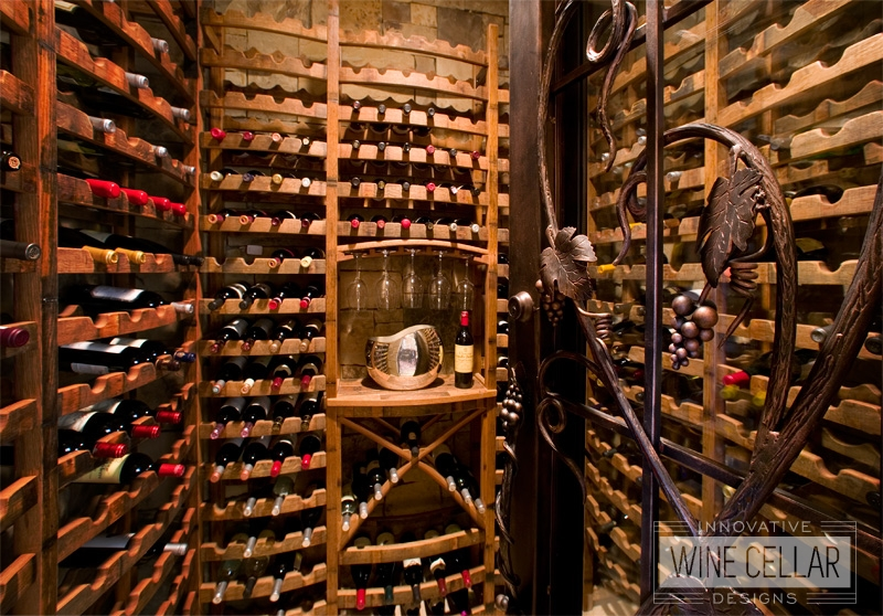 Innovative wine cellar designs custom design installation Cellar designs
