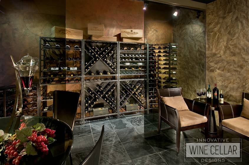 Innovative Wine Cellar Designs Custom Design Amp Installation