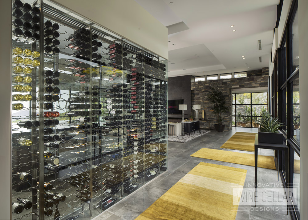 Contemporary Amp Modern Design Innovative Wine Cellar Designs