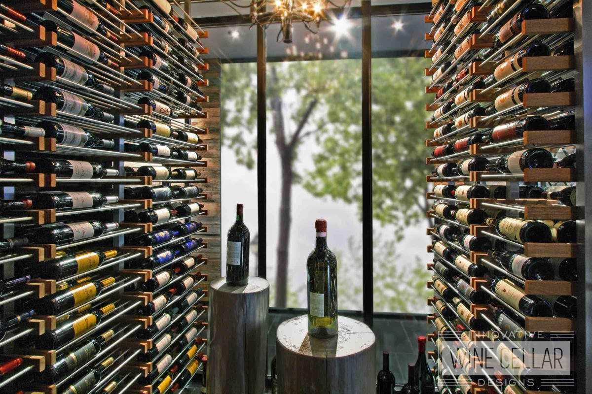 Designing Your Home Wine Cellar Together