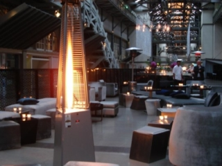 Ferrara Flame Indoor Heater