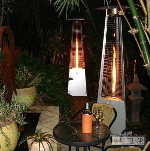 Ferrara Flame Outdoor Heater