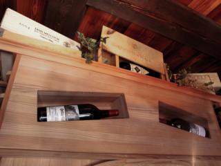 Custom Wine Wood Racks by Innovative Wine Cellar Designs
