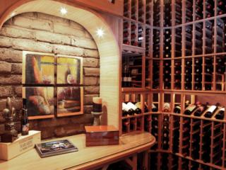 Custom Wood Wine Racks for Storage and Display by Innovative Wine Cellar Designs