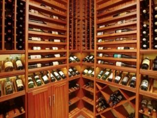 Custom Wood Wine Racks and Storage Cabinets by Innovative Wine Cellar Designs