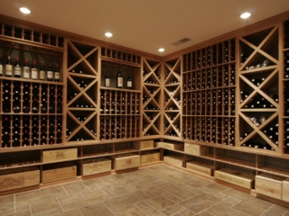 Custom Wood Wine Racks and Storage by Innovative Wine Cellar Designs
