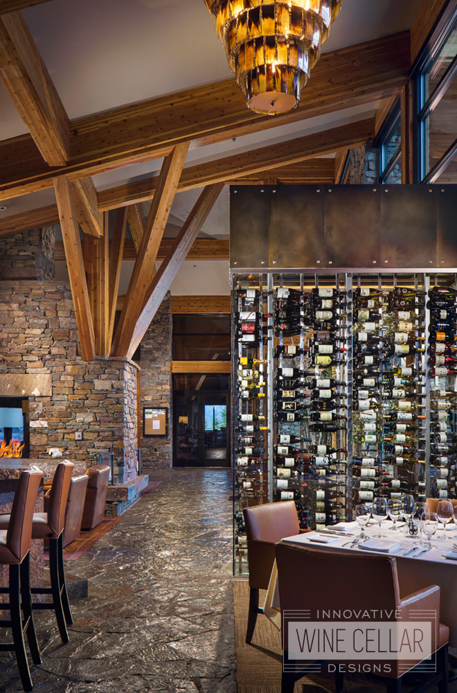Custom Wine Cellar Design for Clubhouses & Country Clubs