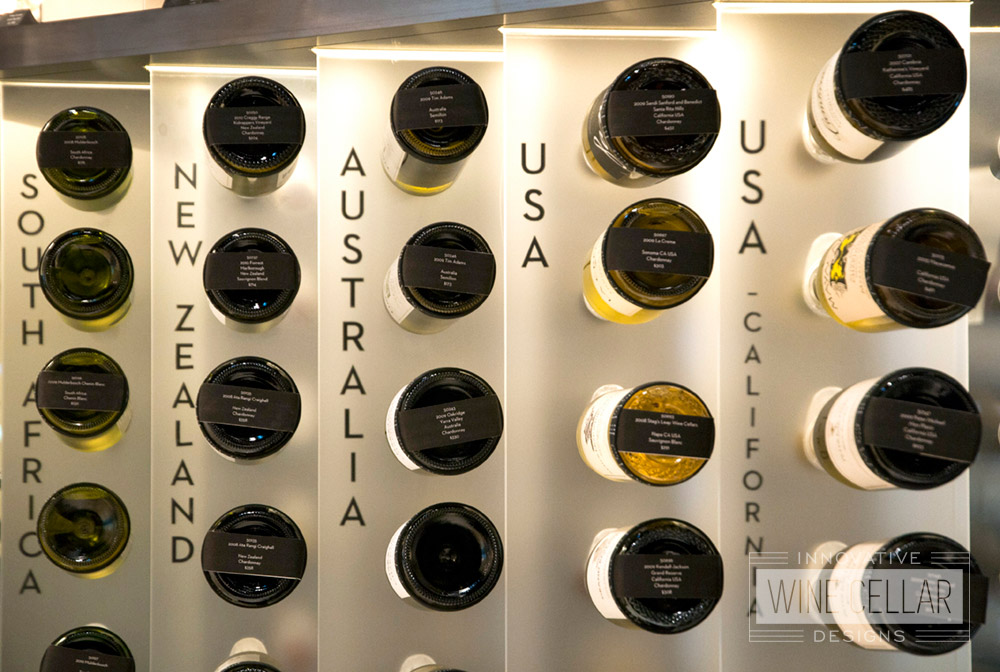 Wine Rack & Origin Labeling for Commercial Businesses