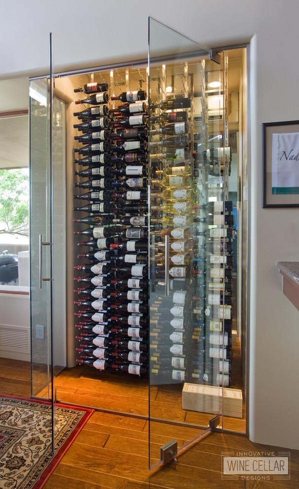 pantry wine cellar remodel