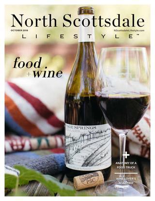 north Scottsdale lifestyle magazine article October 2018