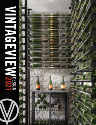 Vintage View Designers Touch Q&A Interview with Sandy Horwitz of Innovative Wine Cellar Designs